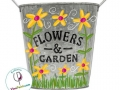 Floral Daisy Garden Planter (Seasonal Project)