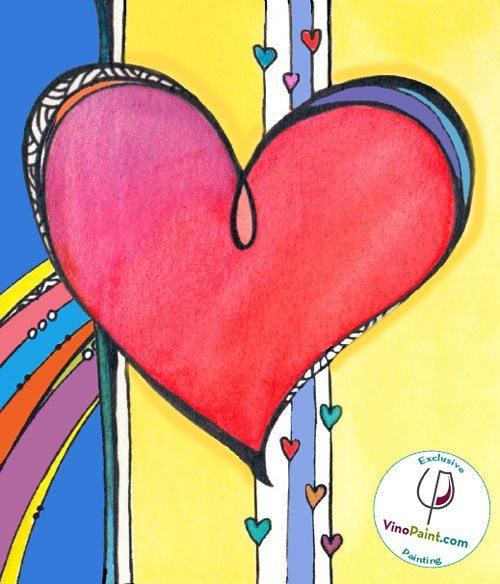 Hearts a Doodle