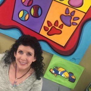 Sonya Paz - Professional Artist
