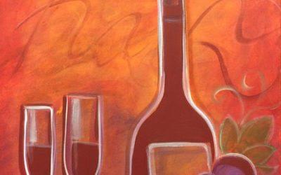 Where Art & Wine Meet!