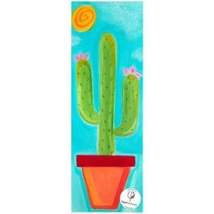 VinoPaint Exclusive - Summer Cactus