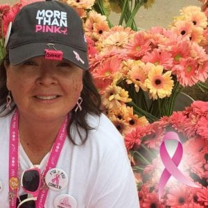 Dee Dee Gallegos Fundraiser for Breast Cancer Awareness