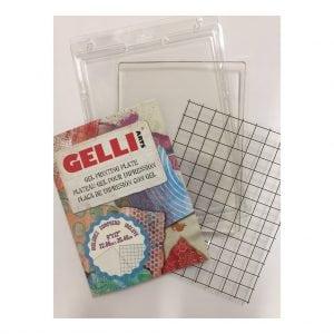 Gelli Print Art Class