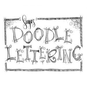 VinoPaint Exclusive - Doodle Lettering Class Workshop