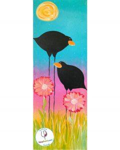 VinoPaint Exclusive - California Crows