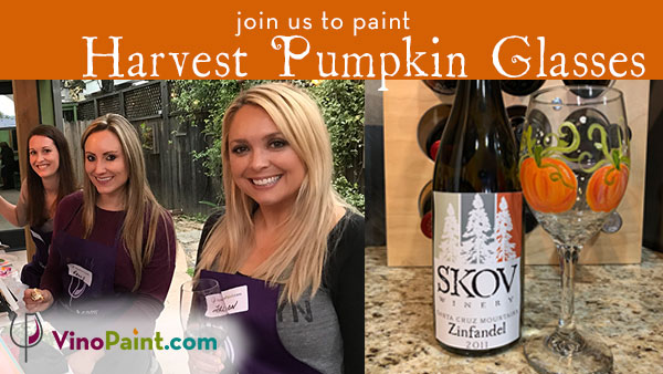 VinoPaint Creative Event at Skov Winery