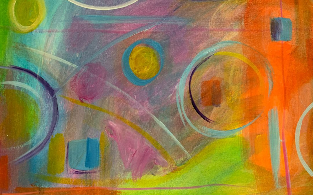 Art is Therapy – Safe and Fun