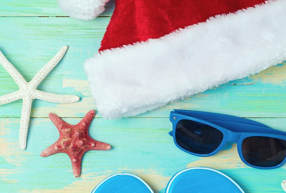 Christmas Art – What You Can Make in July!