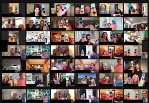 VinoPaint Virtual Creative Events for Everyone